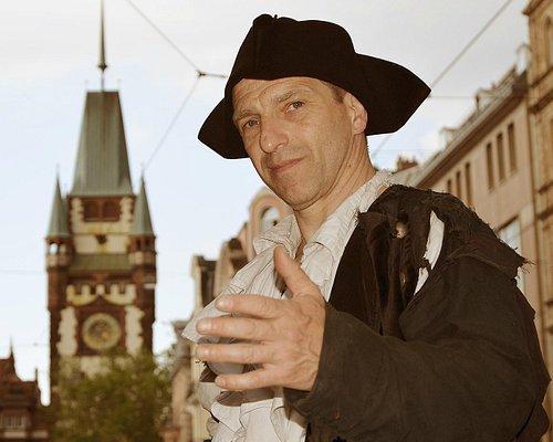 Peter Haug-Lamersdorf führt seit 1998 bei Historix-Tours
