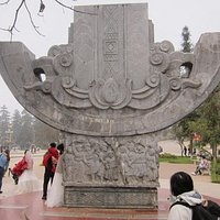 Ho Chi Minh Friendship monument, Sapa