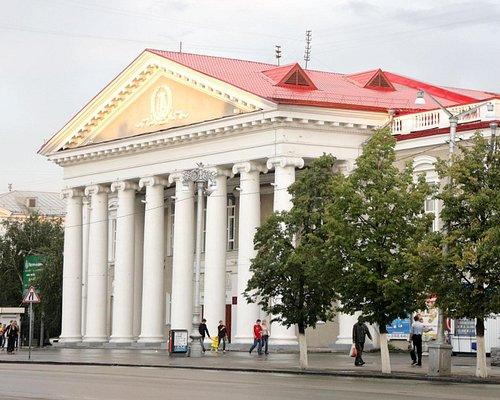 Курганский государственный театр драмы. Фото А. Алпаткин