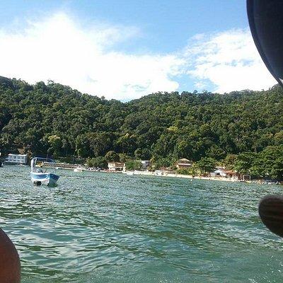Praia Grande, Itacurussá