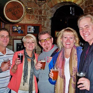Hand Crafted Ales on a Sydney Pub Tour