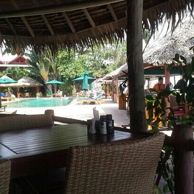 Friendship Beach Waterfront Resort with Atmanjai Detox and Wellness Centre. Arriving at 2am was