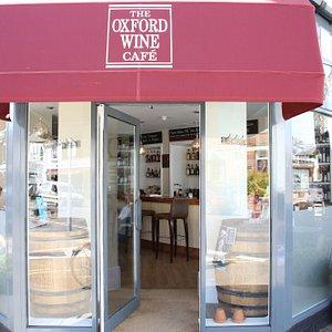 The Oxford Wine Café - www.oxfordwinecafe.co.uk