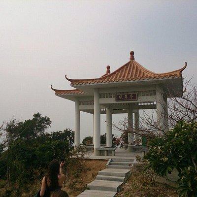 Pagoda atop the Mountain