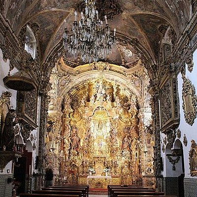 Vista frontal altar