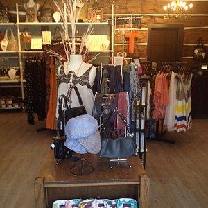 Banff's favorite clothing boutique; Cabin108