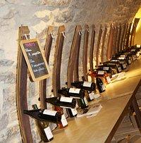 Belle selection de vin du Pic St Loup