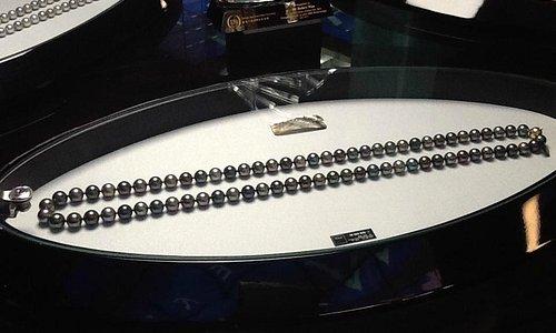 Ожерелье ценой около 450 000 EURO