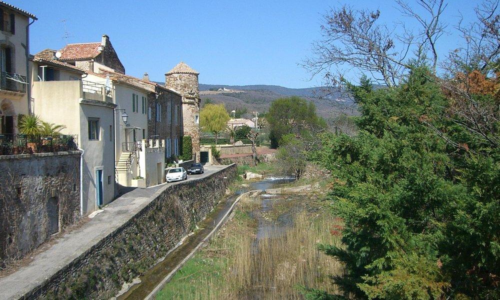 Le chateau au bord de la Marguerite