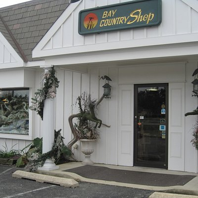 Welcome to the Bay Country Shop