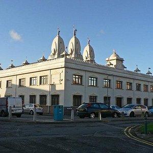 Cardiff Temple