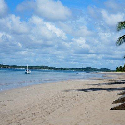 Praia de Cacha-Pregos Ilha de Itaparica
