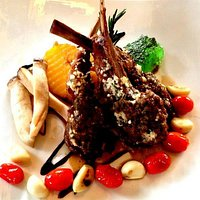 Siganture Dish Rack of Lamb