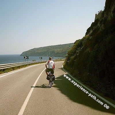 Puglia bike tours...