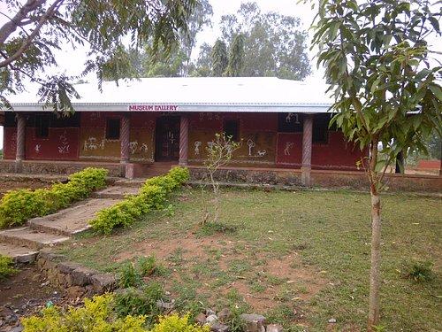 Araku Tribal Museum front side