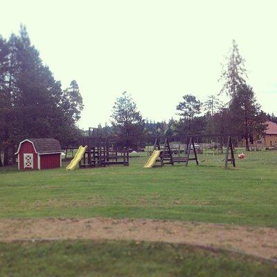 Playpark at Seaview