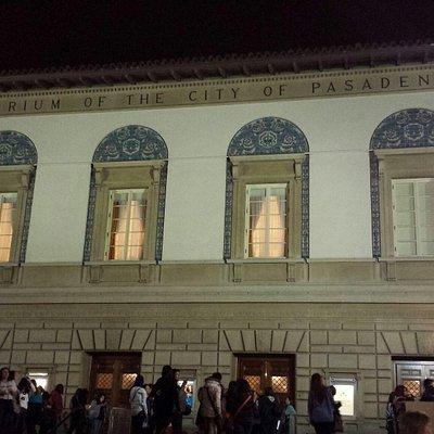 Pasadena Auditorium