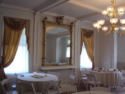 Another tea room for guests