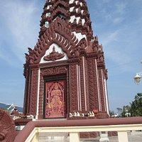 der größte City Pillar Shrine