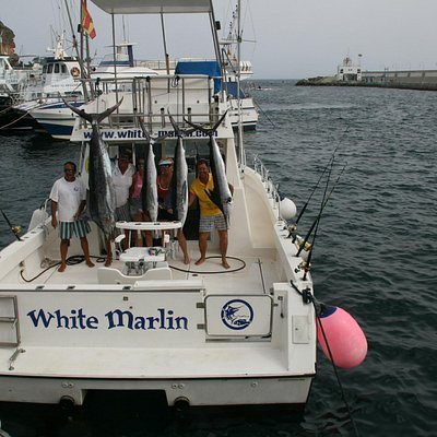 Fantastic Day on the WHITE MARLIN