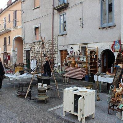 Mercantico San Lorenzello