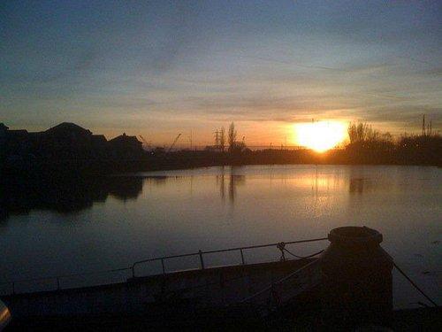 Preston Docklands / marina