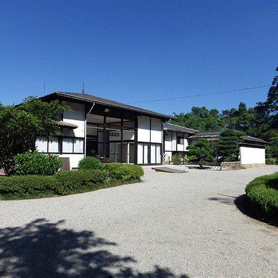 Visão geral do Pavilhão Japonês