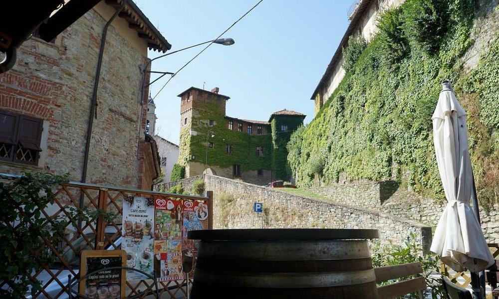 Il castello di Tagliolo Monferrato