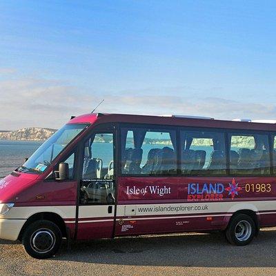 Island Explorer mini-coach