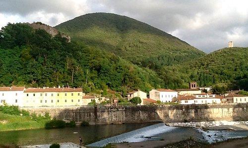 Monti Pisani e la Rocca di Ripafratta gioielli dimenticati, la Rondine Pisa consiglia di visitar