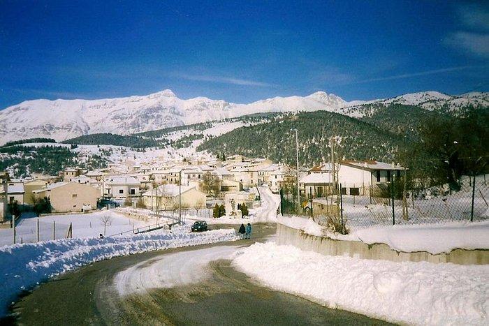 Filetto con neve