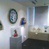 Museo Bandini a Fiesole, sala delle robbiane