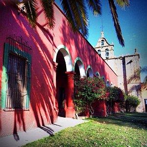 Capilla de la Hacienda Santa Lucía Zapopan a 11 km. De Guadalajara
