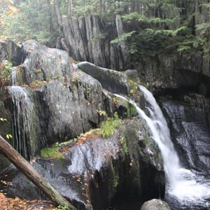 Waterfall of Gulf Hagas