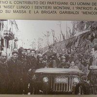 Alleati e Partigiani a Carrara