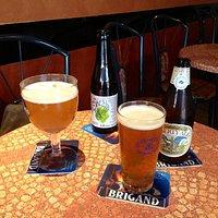 Dal Belgio agli USA in 2 bicchieri!
