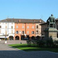 Casa Barezzi e Piazza Verdi