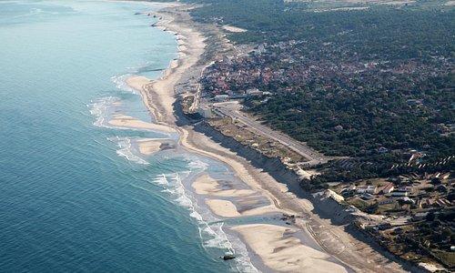 La côte Soulacaise