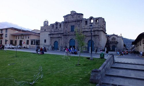View from the Plaza de Armas