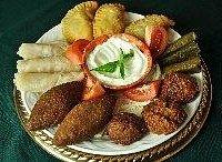 autentica comida libanesa  ,Rest.Bar Beirut San Pedro