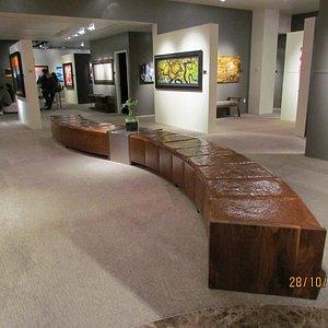 Rotella Gallery Interior
