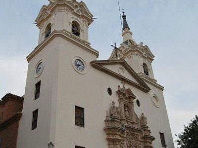 Santuario de la Fuensanta.