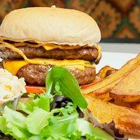 Classic Farmers Burger