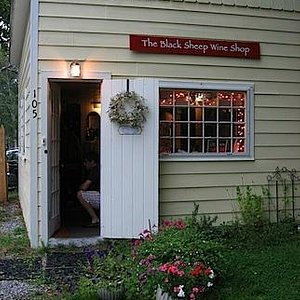 Black Sheep Wine and Beer Store in Harpswell, Maine