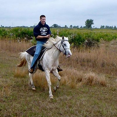 Galloping on Val