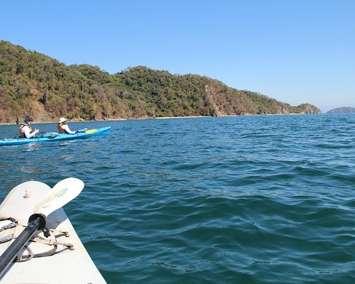 Protected Cove off Bay of Nicoya