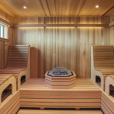 Men 's Wela Sauna