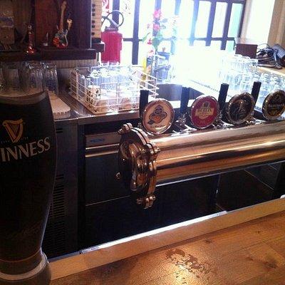 Guinness...