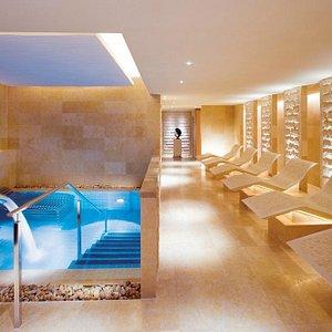 The Oriental Spa - Heat & Water Facilities