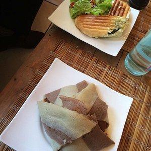 Sandwich and FirFir
